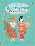 Usborne Sticker Dolly Dressing Book (Various Designs)